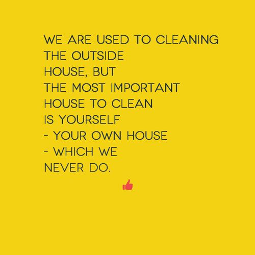 Cleaning Your Residence