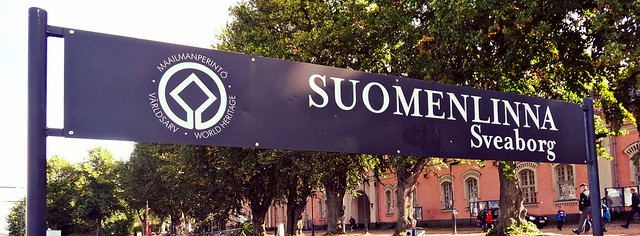 Welcome to Suomenlinna