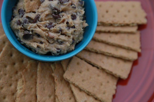 Peanut Butter Chocolate Chip Cookie Dough Dip - Home ...