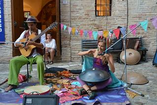 Colmurano artisti di strada XIX edizione luglio 2013