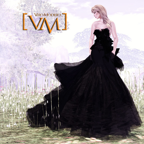 [VM] VERO MODERO Caliandra Gown plenty