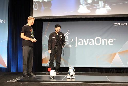 Stephen Chin JavaFX Robotics