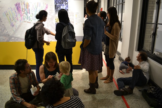 Vietnamese Sidewalk Comes to MIT Gallery at 'Sidewalk City' Opening