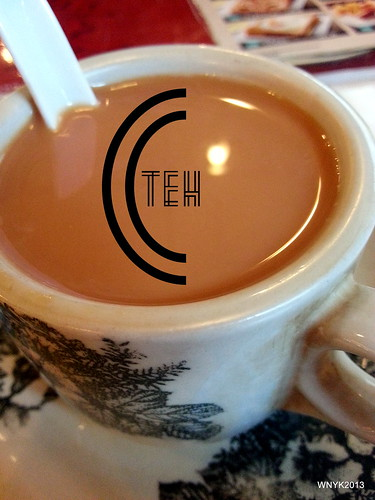 Teh C by williamnyk