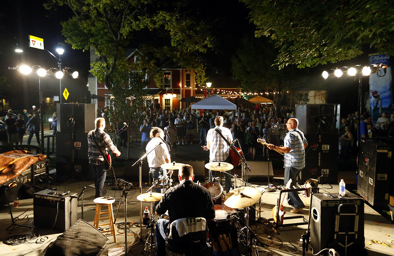 Fore!Fest – Festival in Historic Dublin – Thursday, Oct. 3