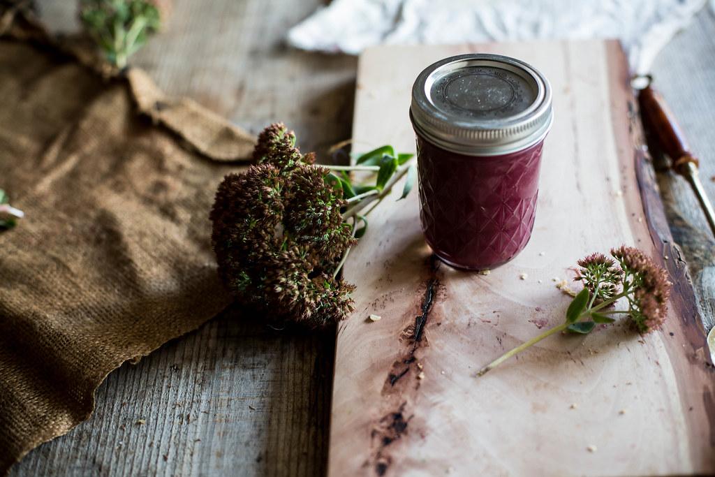 muscadine rose sauce