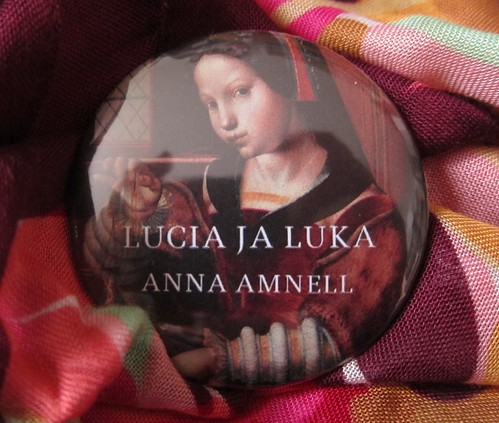 Lucia ja Luka by Anna Amnell