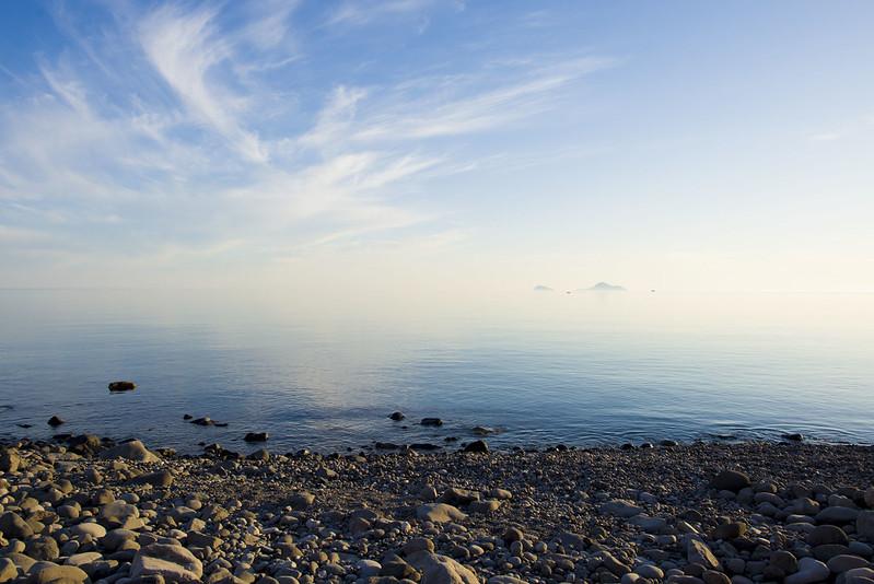 Santorini Greece Ocean