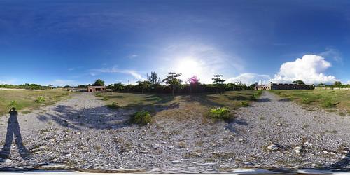 panorama pentax fisheye jamaica q portroyal hugin pentaxq 03fisheye