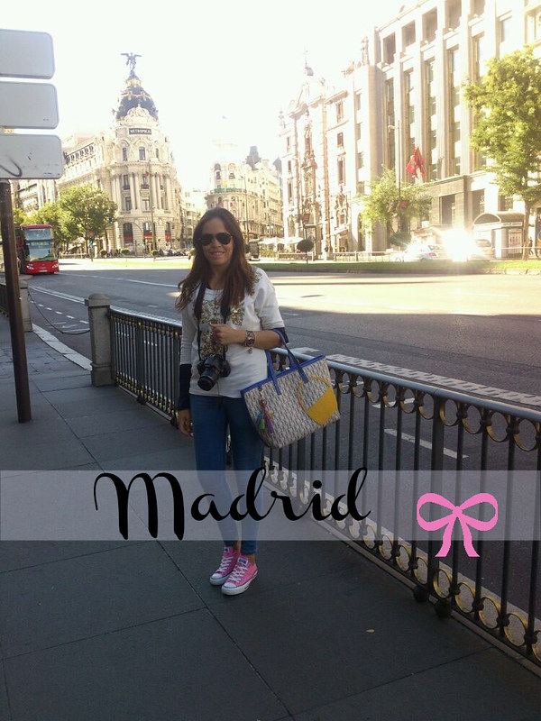 TRAVEL MADRID