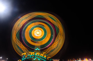The Zipper in Motion