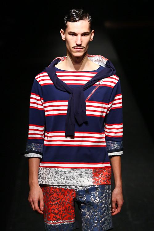 SS14 Tokyo yoshio kubo009_Kristoffer Hasslevall(Fashion Press)