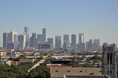 Houston Skyline from ZaZa I