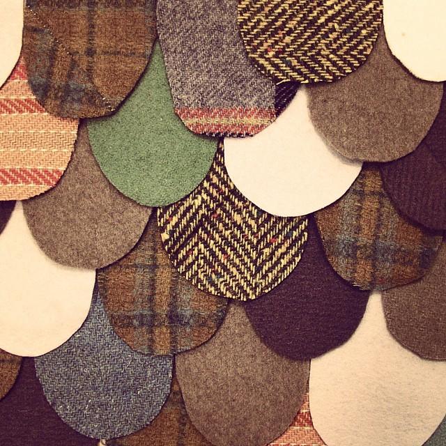Day 3 for @poppytalk #fallcolors2013 #brown