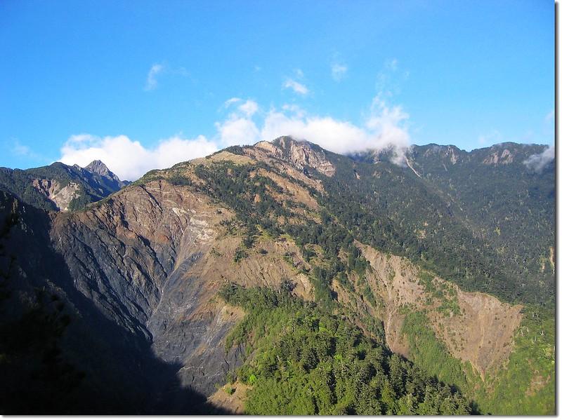 金門峒斷崖