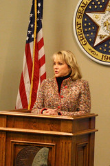 Image of Gov. Mary Fallin