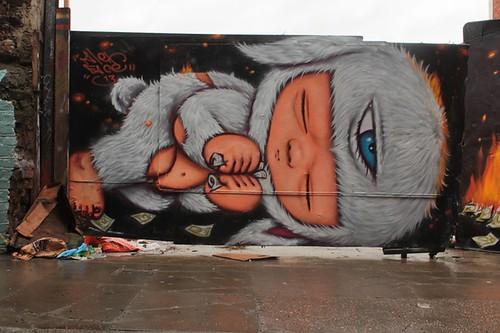 Street Art nell'East End