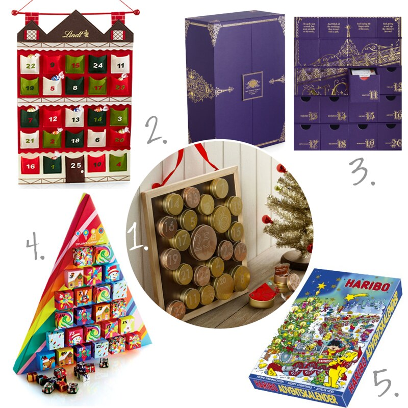 2013 gourmet advent calendars bake love give