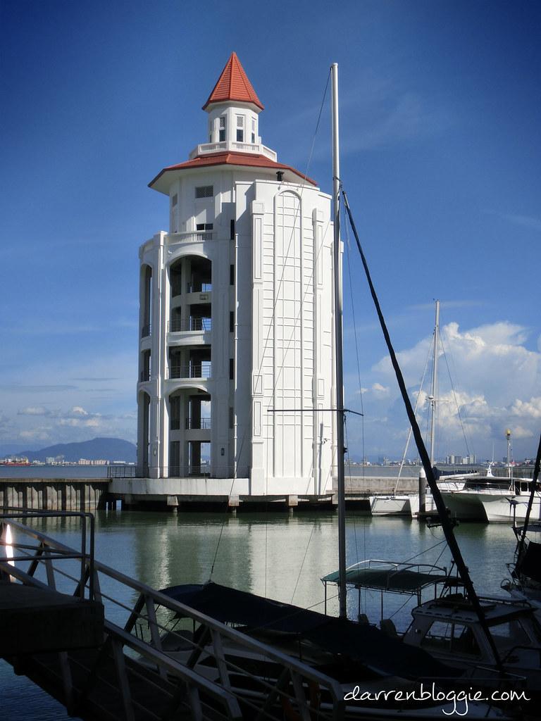 3D2N in Penang : Straits Quay Plaza & The Ship Restuarant