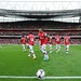 Arsenal v Aston Villa - Premier League by Official Arsenal