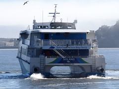 MV Solano, San Francisco Bay Ferry, 135 ft, built 2004 07
