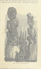 Image taken from page 207 of 'The Natural History of Man; being an account of the manners and customs of the uncivilized races of men ... With new designs by Angas, Danby, Wolf, Zwecker, etc., etc. Engraved by the Brothers Dalziel'