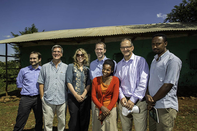 In Ethiopia, DFATD support improves community based child and maternal