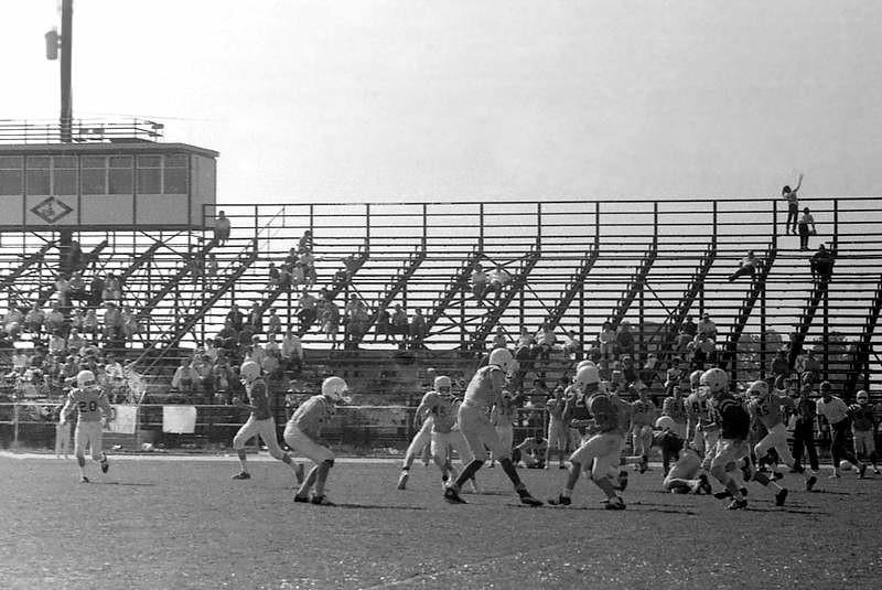 LR Intramural Football (1968)