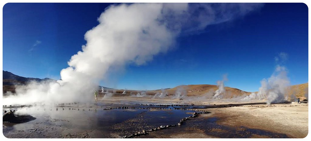 11 geyser de tatio chile