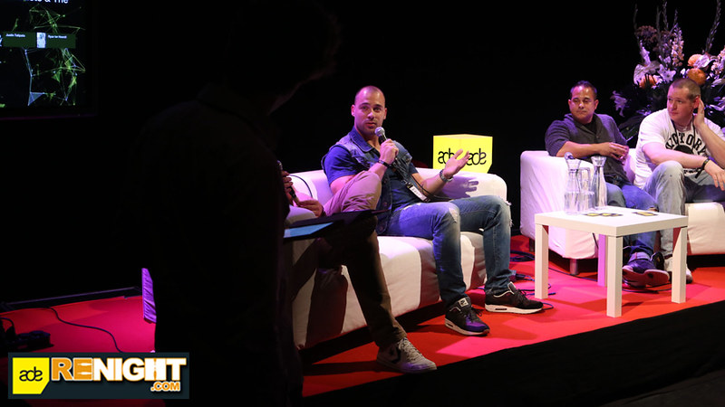 ADE 2013 Day 2 - Blurring The Lines & Building your Artist's Brand as a Business Proposition