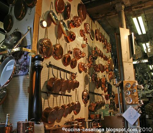 Dehillerin Kupferformen