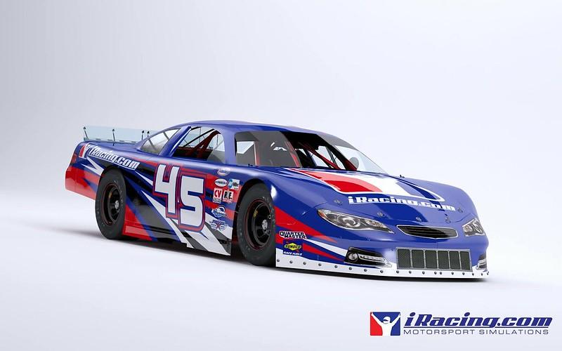 Late Model Car Racing Games