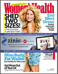 Women's Health on Zinio