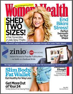 Women's Health on Zinio
