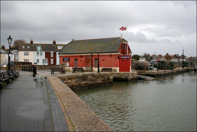 Poole lifeboat museum