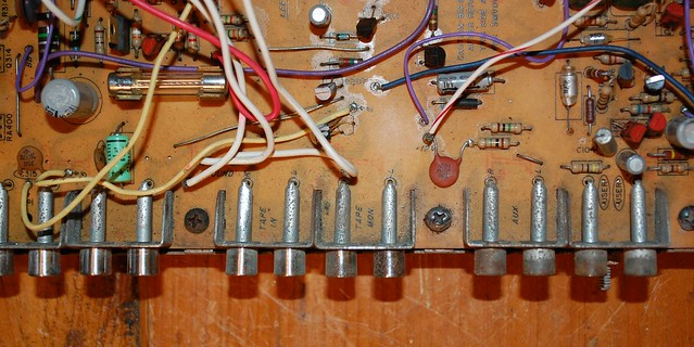 Advent 300 RCA jacks