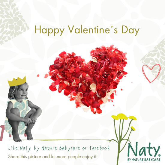 Happy Valentine´s Day from Naty
