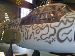 Szárnyaszegett Ju-88