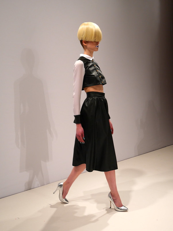 Fashion Scout London Basharatyan V
