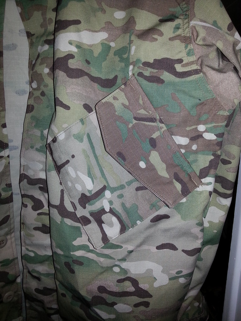 Patagonia (Ready One) Level 5  MultiCam Blouse 12780671775_8c98d77788_b