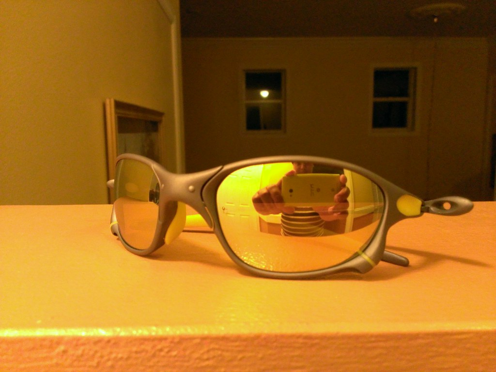 515a19f1db5 X Metal XX w  24k lens and yellow Linegear rubbers