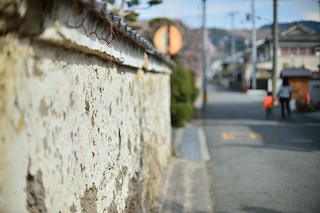 One scene in Narakita town 2014,No.1.
