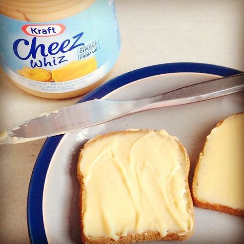 Cheez Whiz #100happydays