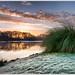 Frosty Sunrise by SFB579 Namaste