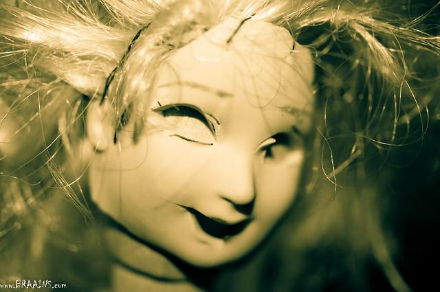 Dead Skin Mask Barbie