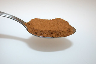 12 - Zutat Zimt / Ingredient cinnamon