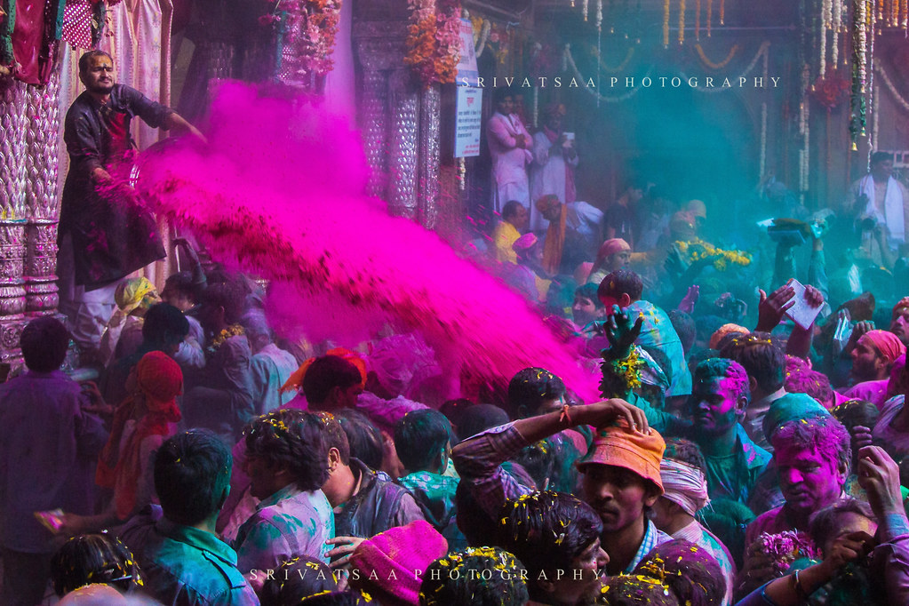 The  Riot of Colors