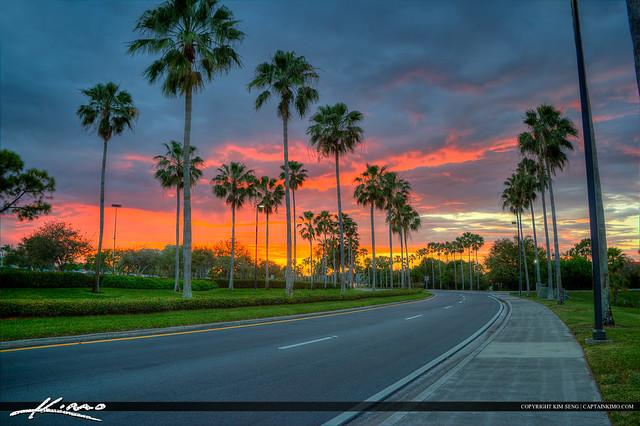 Palm Beach Gardens Sunset Gardens Mall Palm Beach Gardens Flickr Photo Sharing