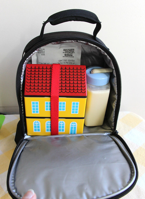 Preschooler Bento Box in the Lunch Bag #612