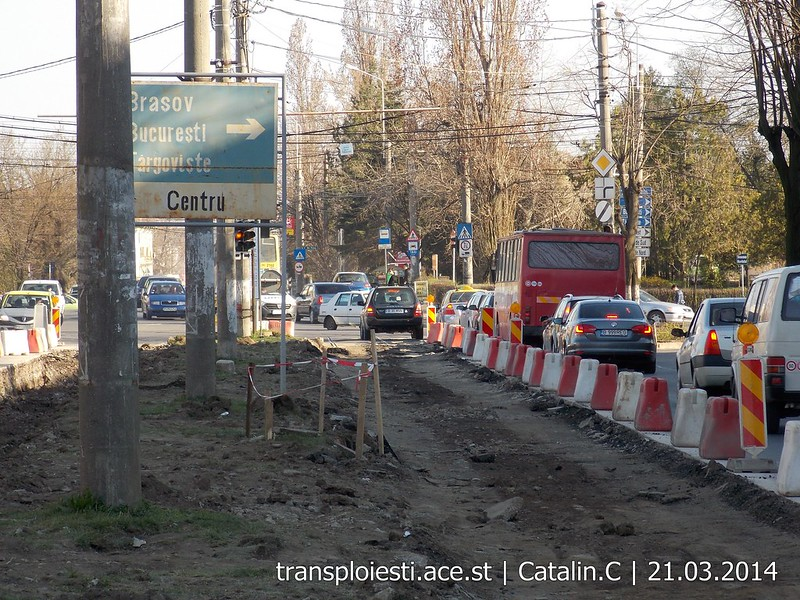 Traseul 102, etapa I: Bucla Nord ( Sp. Județean ) - Intersecție Republicii 13355218413_1b15d4efe3_c